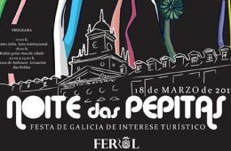 Noite das Pepitas Ferrol