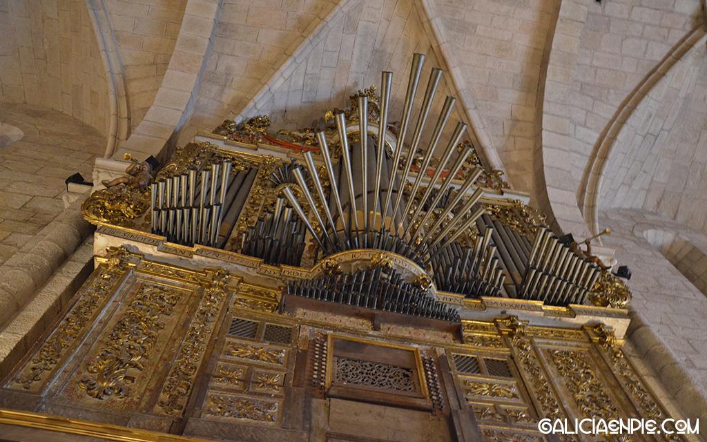 Órgano de la Catedral de Mondoñedo