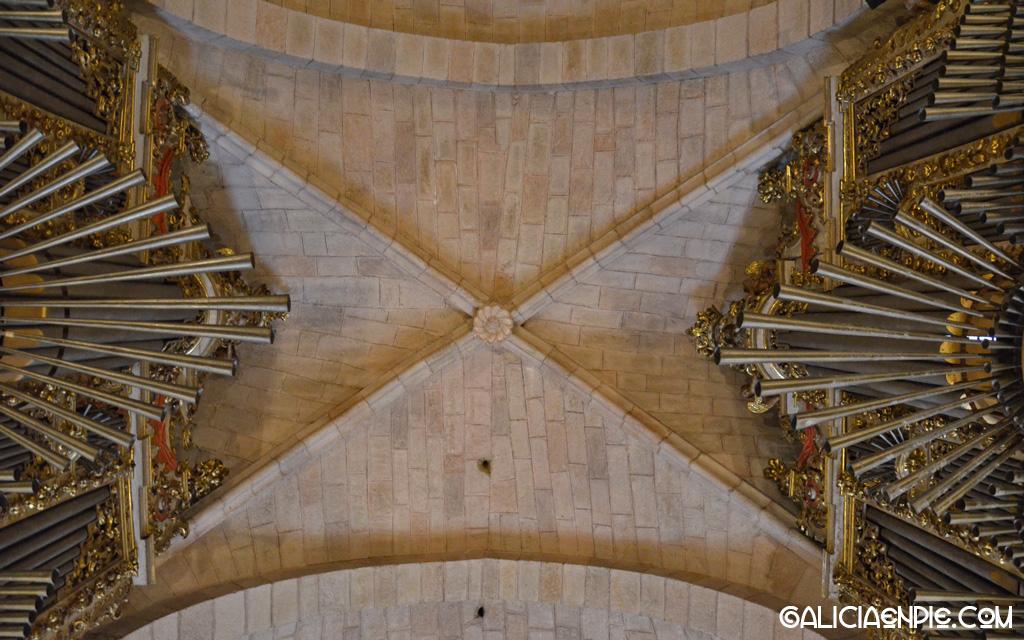 Organo de la Catedral de Mondoñedo