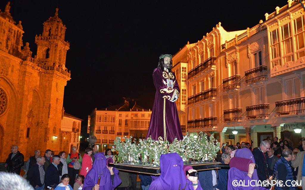 Cristo de Medinaceli. Mondoñedo.