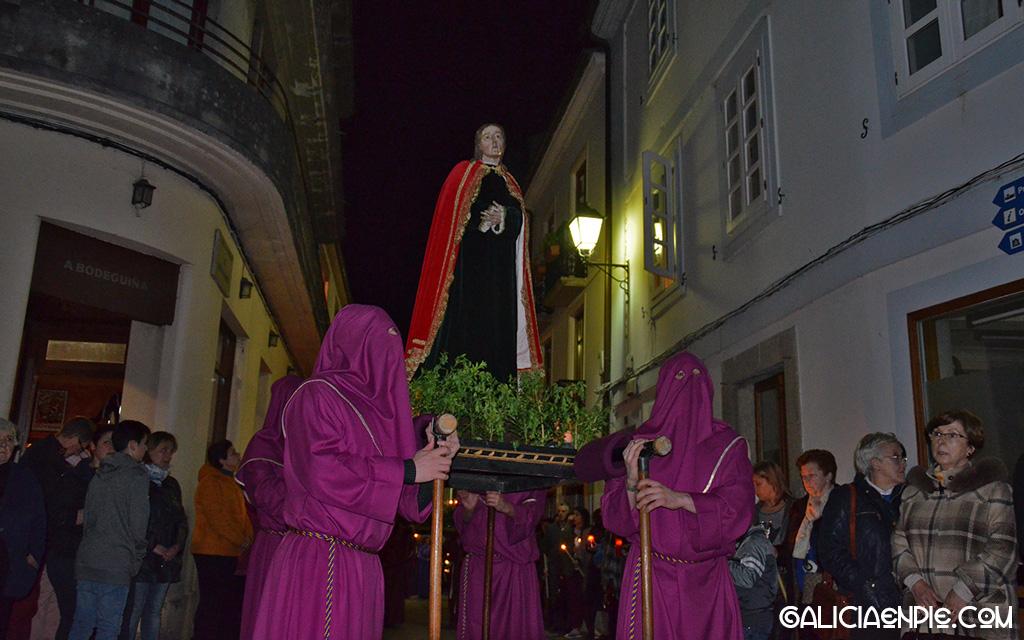 San Xoán (San Juan Evangelista). Mondoñedo.